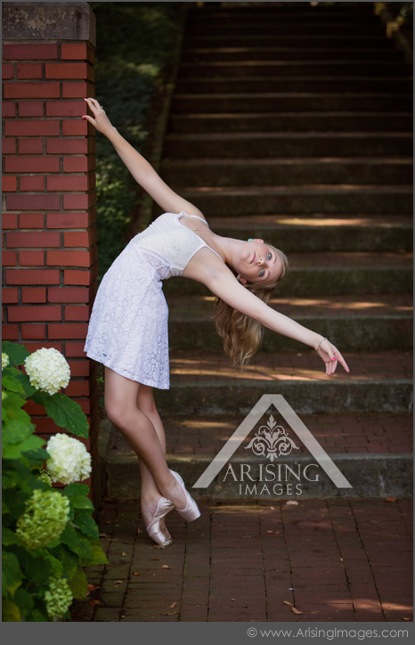 best michigan dancer senior photographer