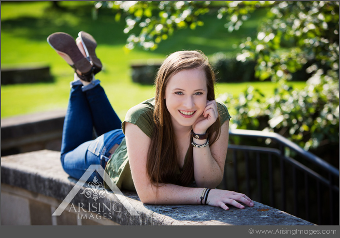 cranbrook senior pictures bloomfield hills michigan
