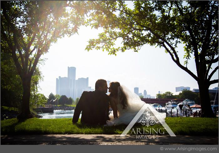 unique detroit wedding photography