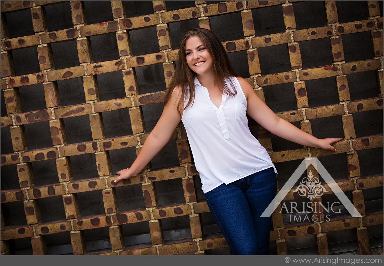 bloomfield hills michigan senior photographer