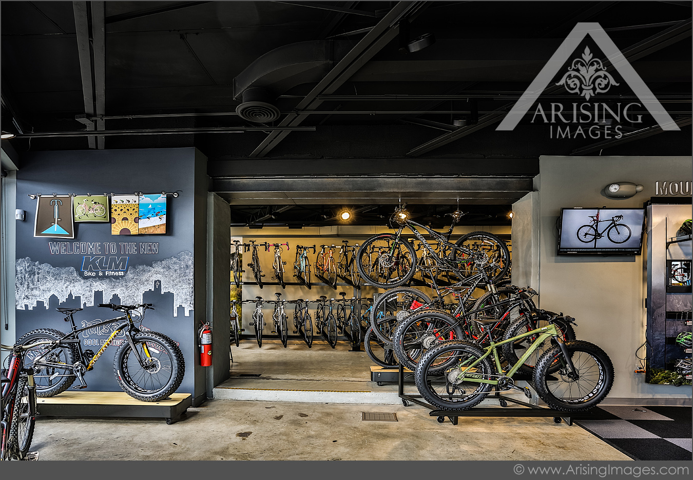 klm bike and fitness in rochester hills michigan