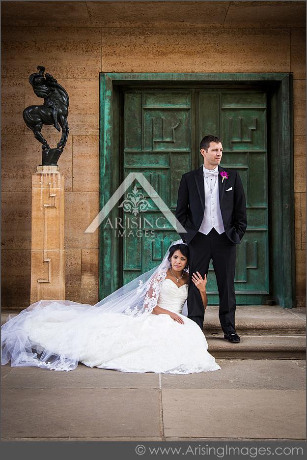 creative michigan wedding photography