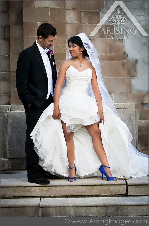 unique wedding photographer in michigan