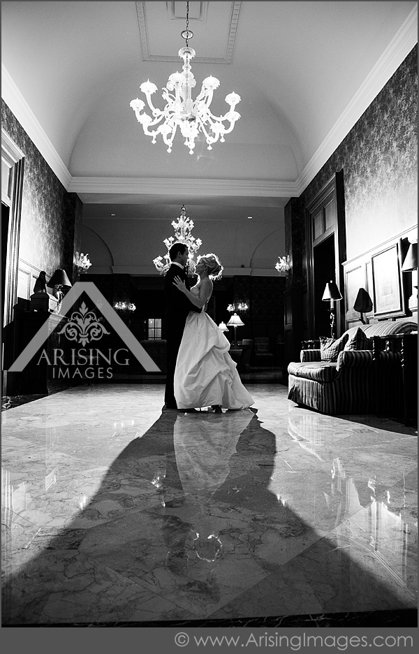 royal park hotel weddings