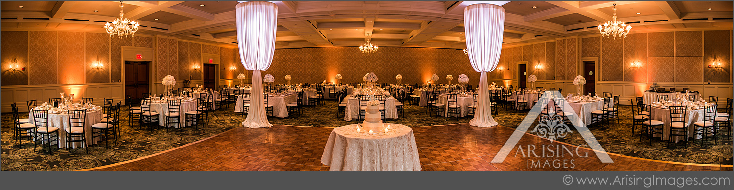 royal park hotel wedding reception