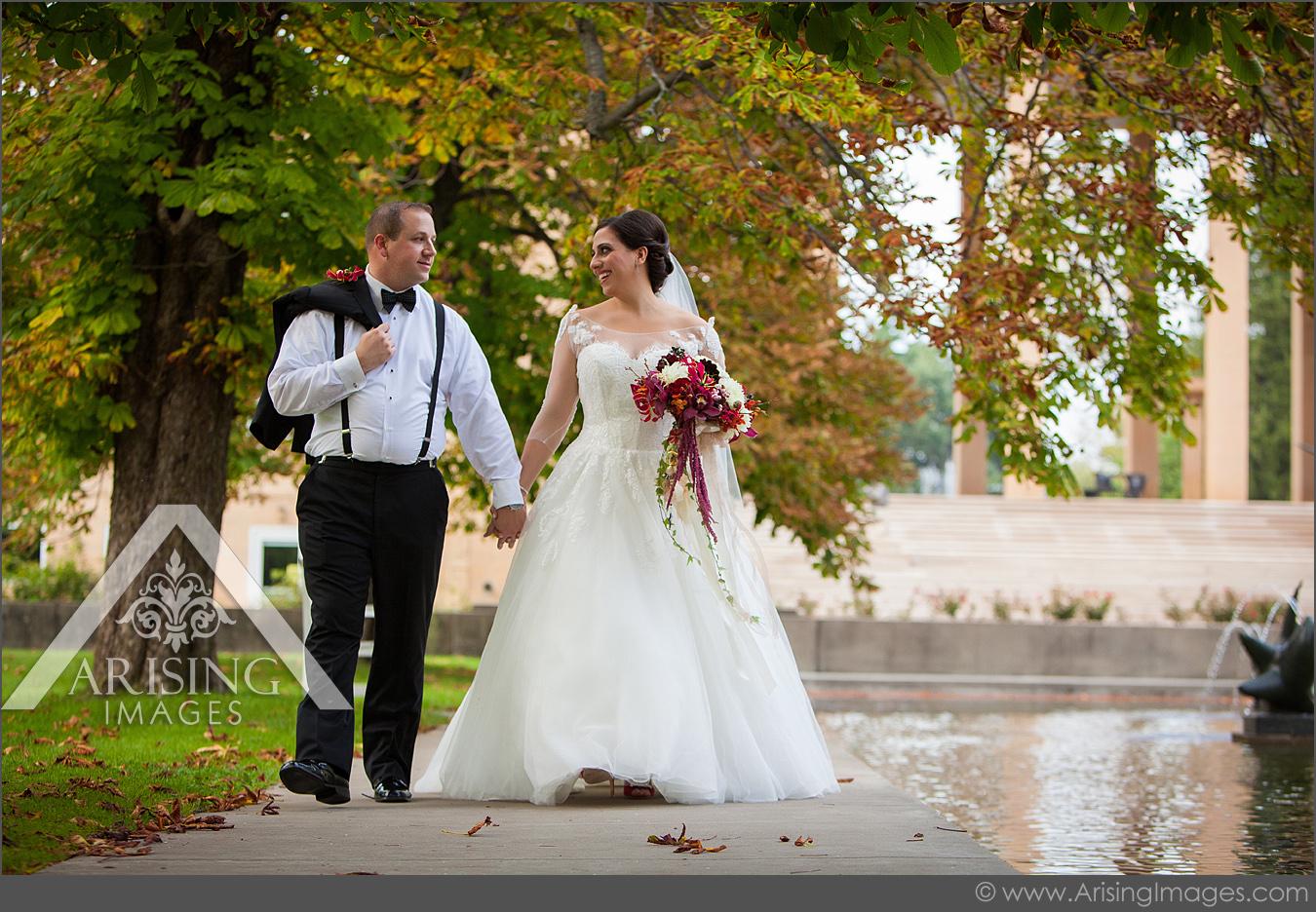 wedding pictures at cranbrook