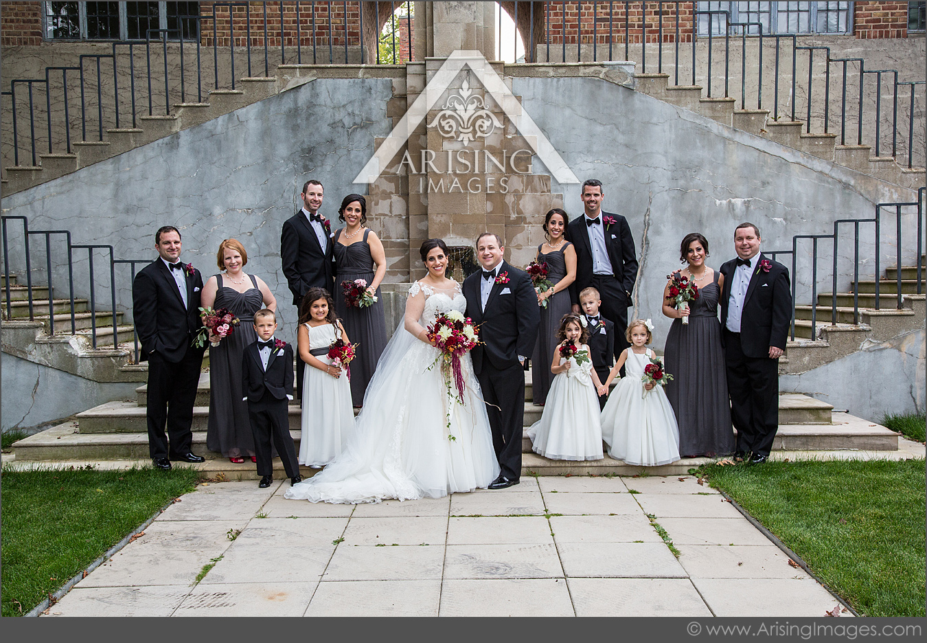 cool michigan wedding photography