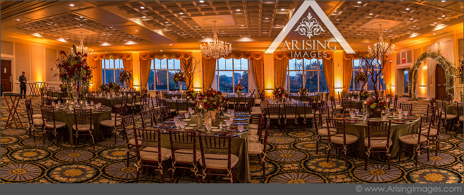 shenandoah country club wedding reception