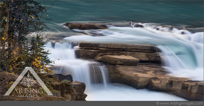 Overlander Falls, Jasper National Park