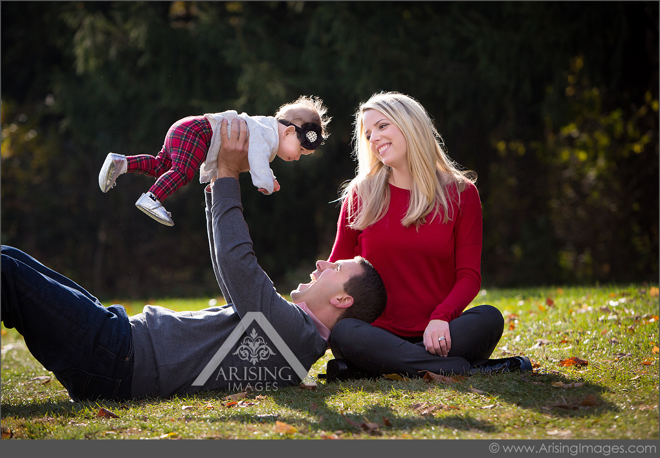 cute bloomfield hills family pictures