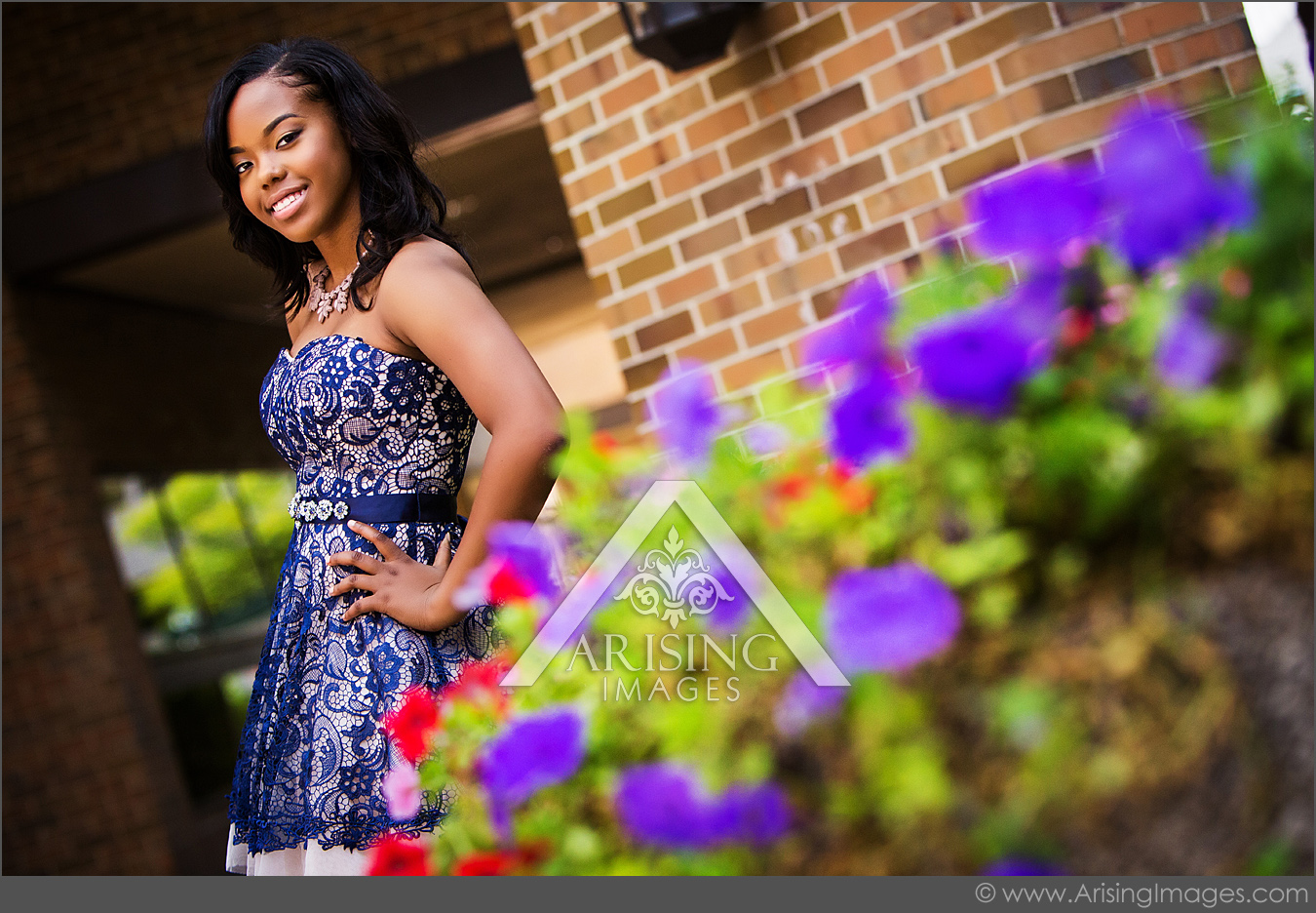 orion michigan high school senior photographer