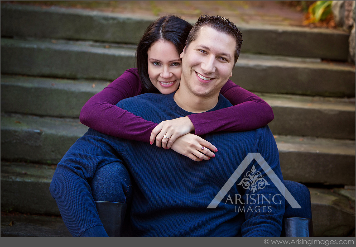 best oakland county engagement photographer