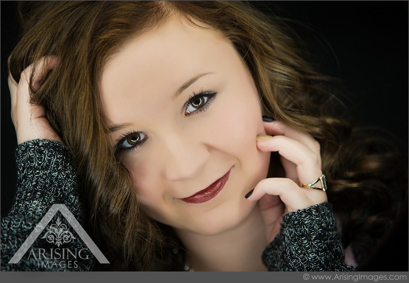 pretty high school model pictures in michigan