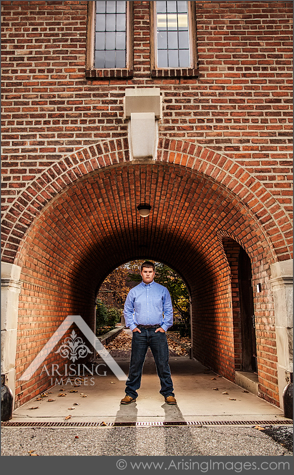 cool guy senior pictures at cranbrook