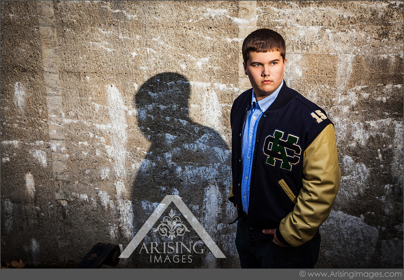 creative michigan senior pictures at cranbrook