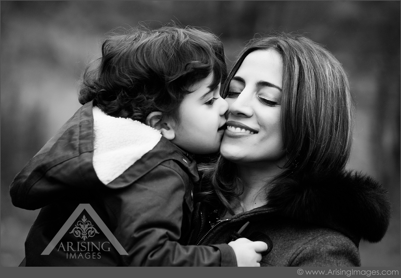 cute mother and son pictures in michigan