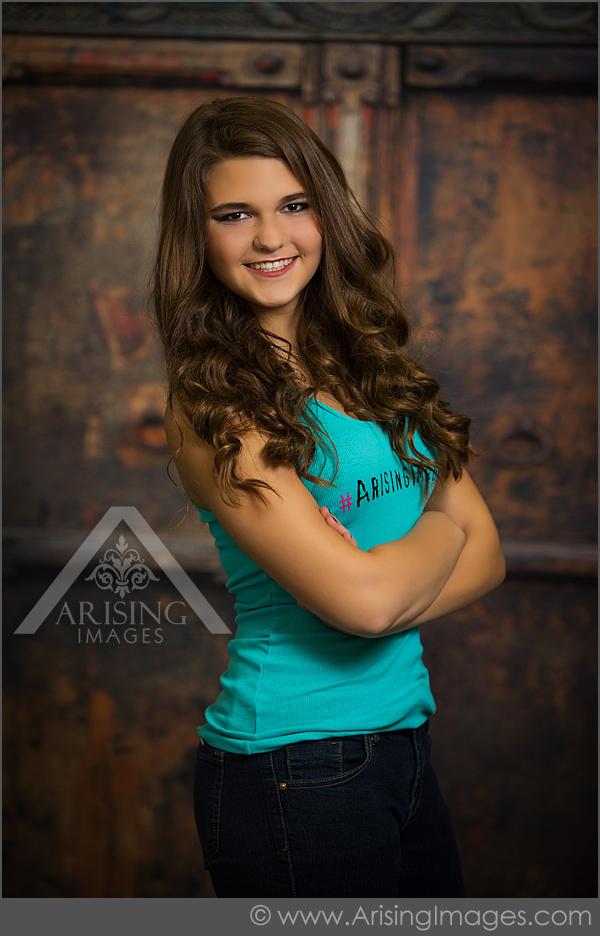 arising images high school model