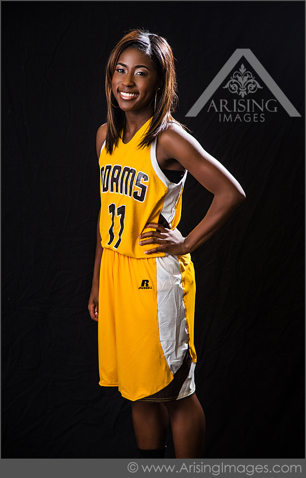 michigan basketball player senior pictures