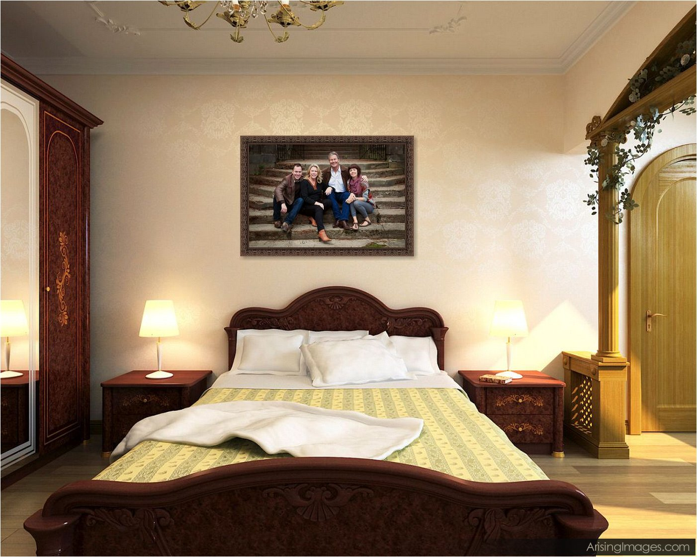 family portraits for your walls