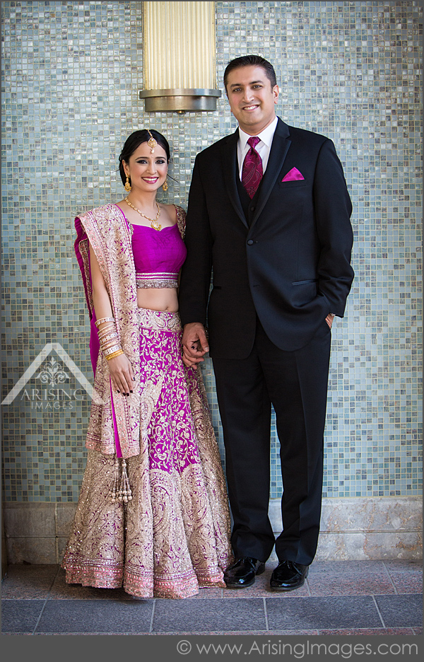 beautiful indian wedding in michigan