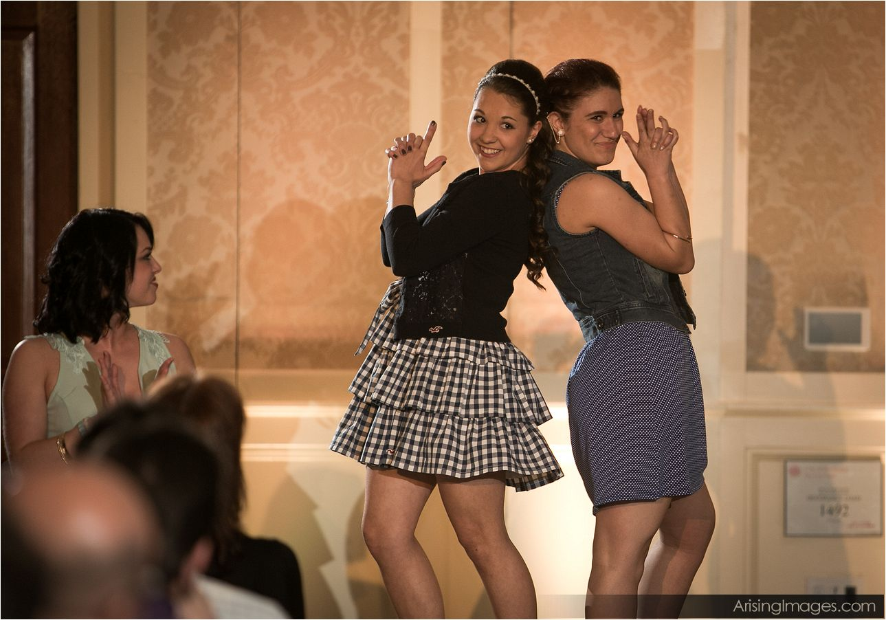 arising images fashion show
