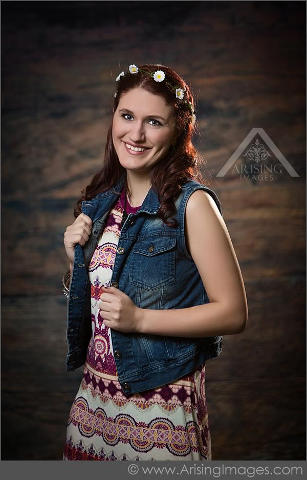 beautiful romeo michigan senior pictures