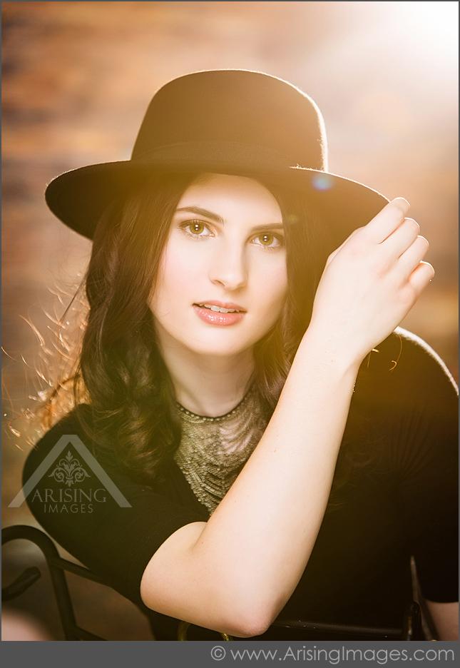 beautiful birmingham michigan girl senior pictures