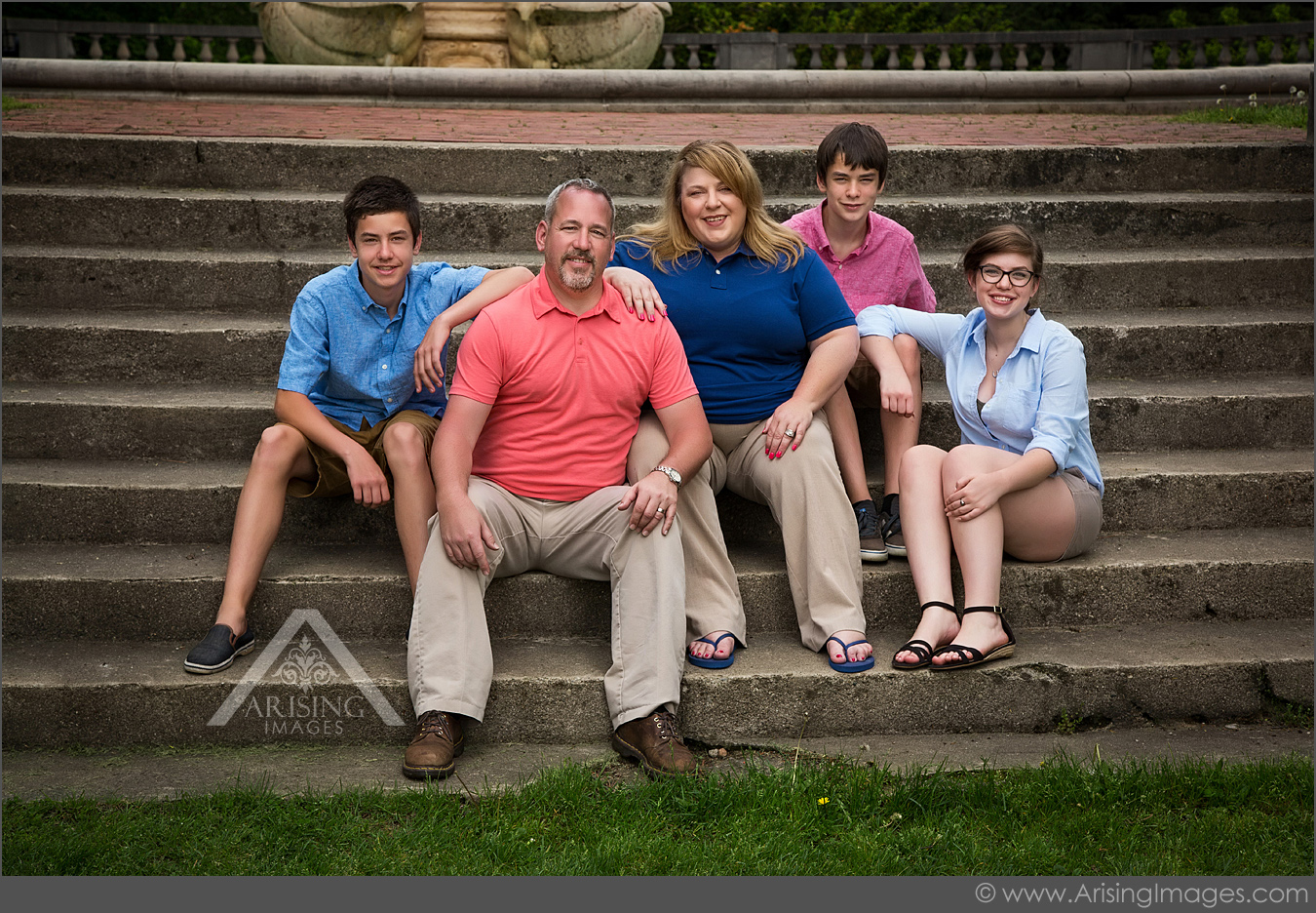 family photography at cranbrook