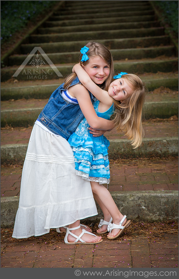 family pictures at the cranbrook house and gardens