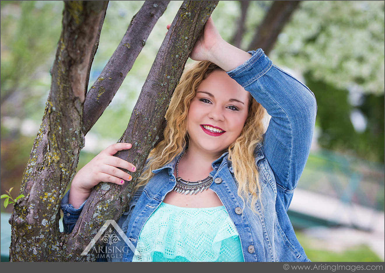 senior pictures downtown lake orion