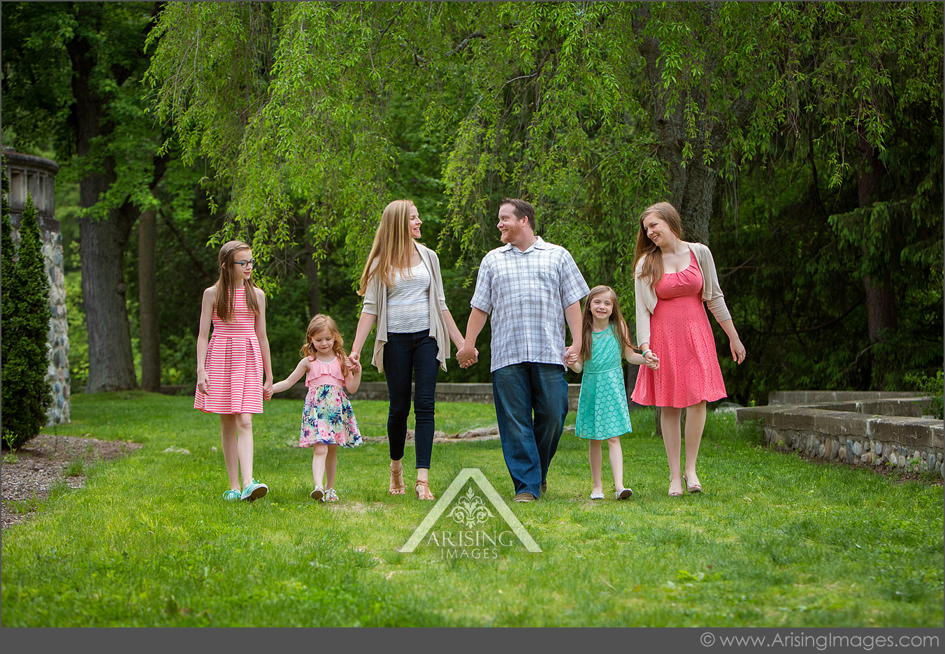 Beautiful family photographer