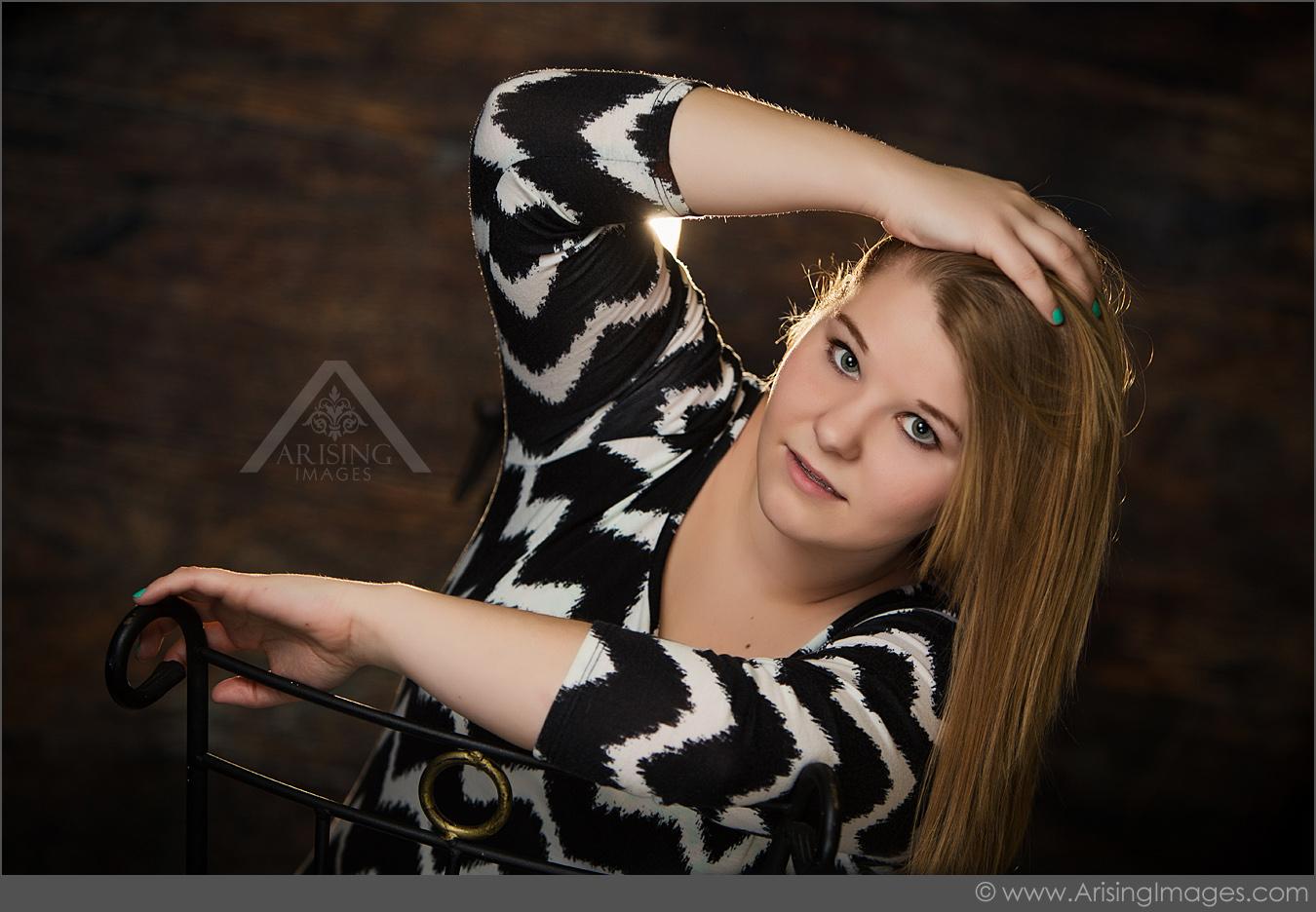 pretty michigan senior pictures