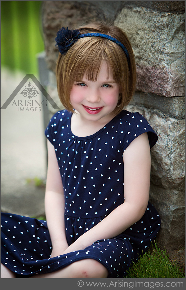 cute kid photography sessions in michigan