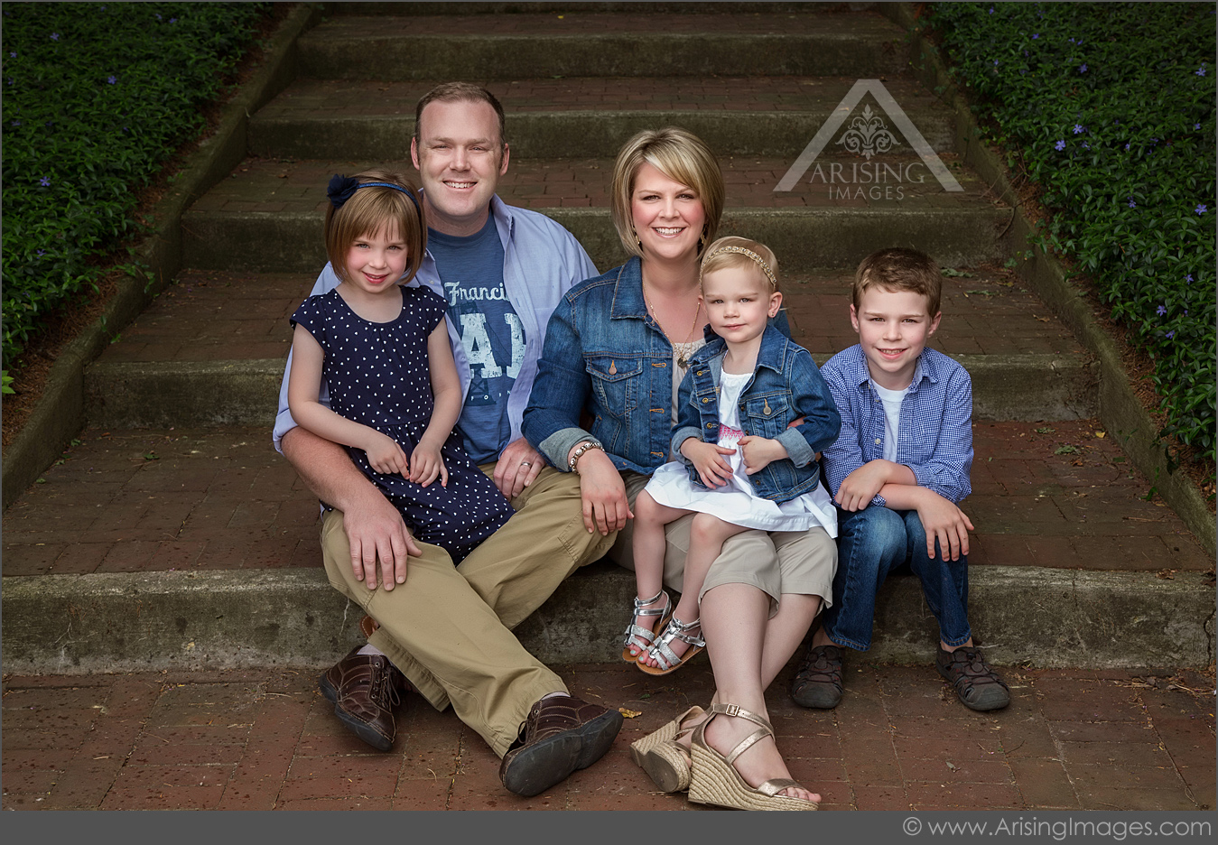beautiful cranbrook family pictures