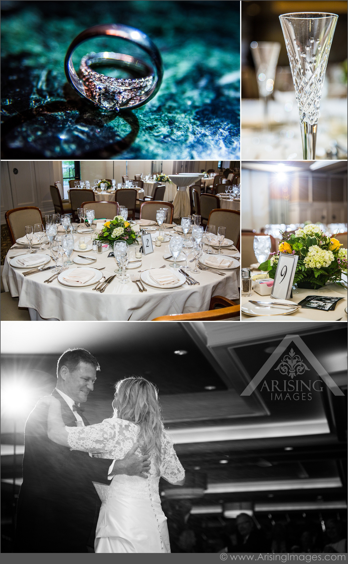 pine lake country club weddings